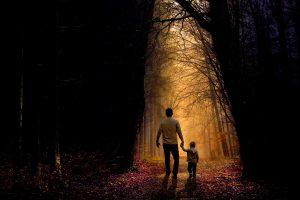 Leben und wandeln als Sohn