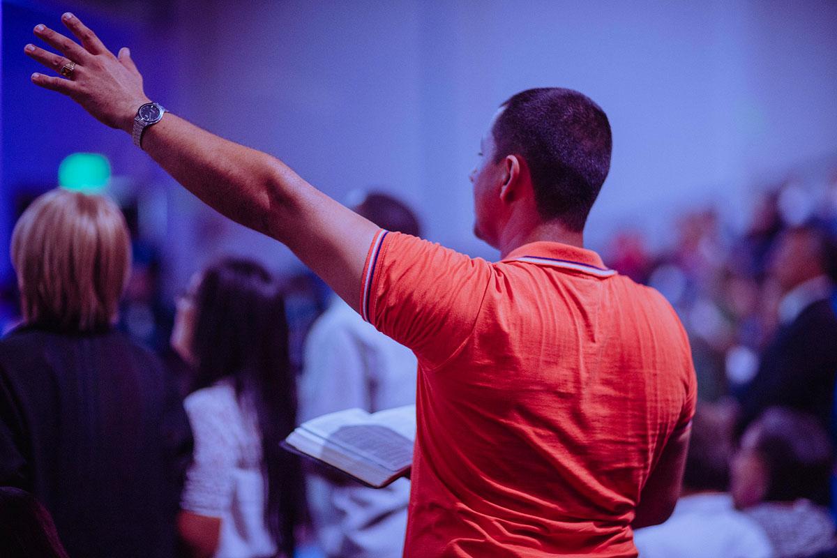 Gottesdienst - Celebration