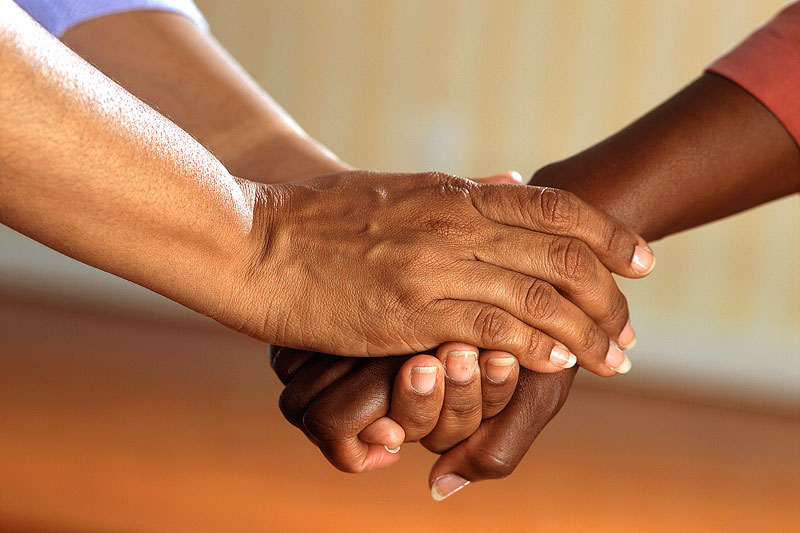 Helfende Hände - Spende an LivingHope