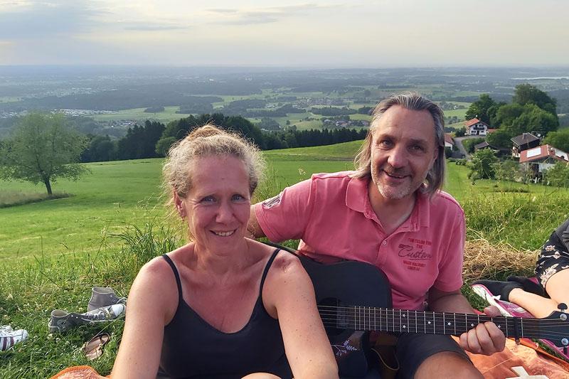 Ralph und Gabi Neumann