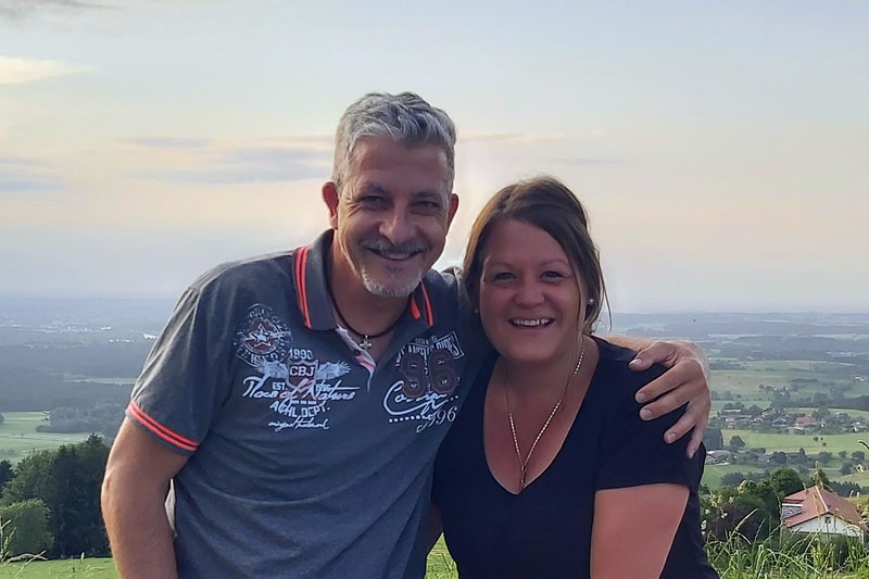 Uwe und Sandra Hog