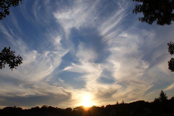 Wolkenspiel, Engel